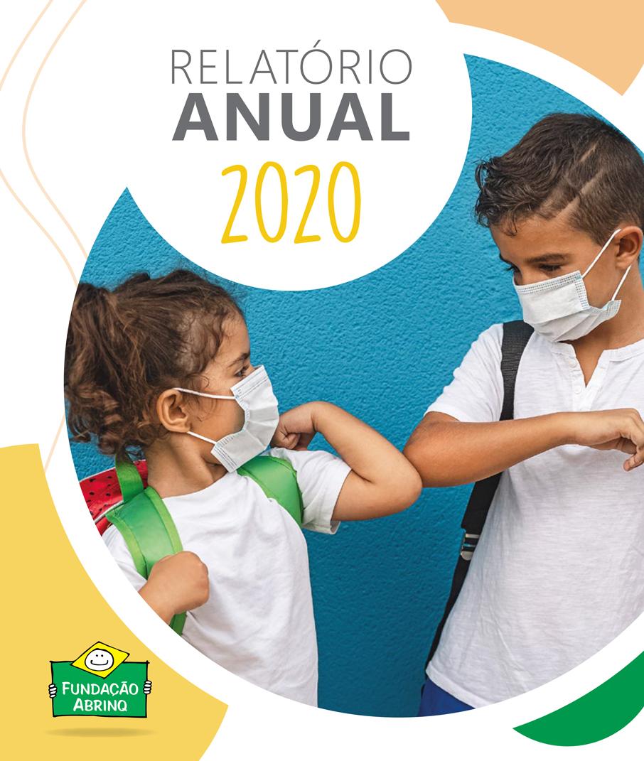 Relatório Anual 2020 - Fundação Abrinq