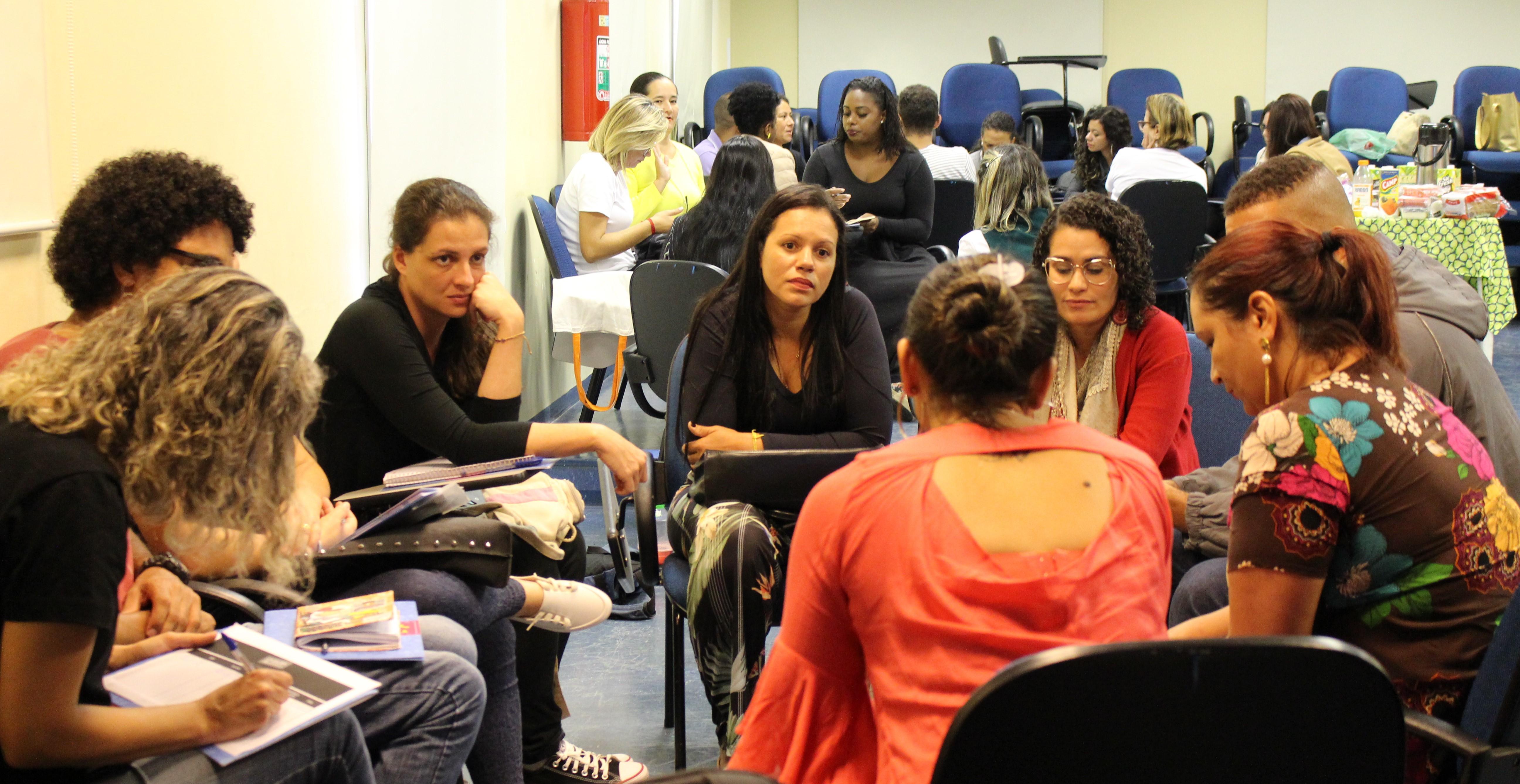 Crescer sem violência é abordado em reunião da Rede Nossas Crianças