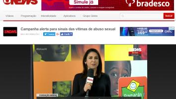 Campanha alerta para sinais das vítimas de abuso sexual