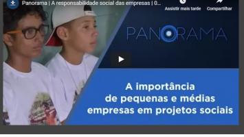 http://tvcultura.com.br/videos/64321_panorama-a-responsabilidade-social-das-empresas-07-03-2018.html