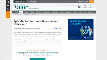 Após alta inédita, mortalidade infantil volta a cair