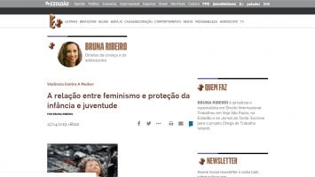 A relação entre feminismo e proteção da infância e juventude