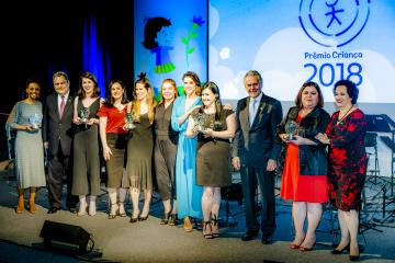 Prêmio Criança 2018