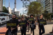 Em apoio a Campanha #podeserabuso, atletas e organizações vão às ruas pelo fim do Abuso Sexual