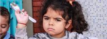 Voluntários da Fundação Abrinq debatem como lidar com as dificuldades alimentares na infância