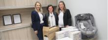 Gelnex, Empresa Amiga da Criança, incentiva o aleitamento materno