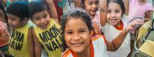 Crianças de Nova Ubiratã (MT) ganham livros, brinquedos e novo espaço para aprender e se desenvolver