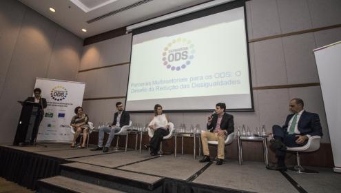 Lançamento Projeto Fortalecimento da Rede Estratégia ODS