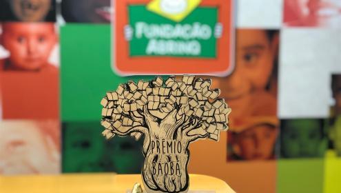 Fundação Abrinq ganha Prêmio Baobá