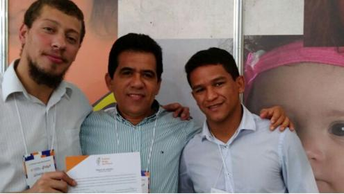 Fundação Abrinq esteve no 4º Congresso Pernambucano de municípios