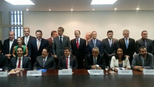 Fundação Abrinq participa de evento promovido pelo Estado de Goiás