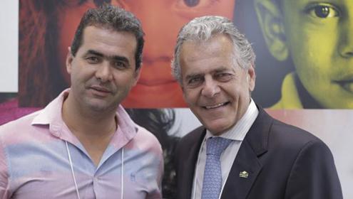 Presidente da Fundação Abrinq recebe pessoalmente prefeitos na 20ª marcha em defesa dos municípios
