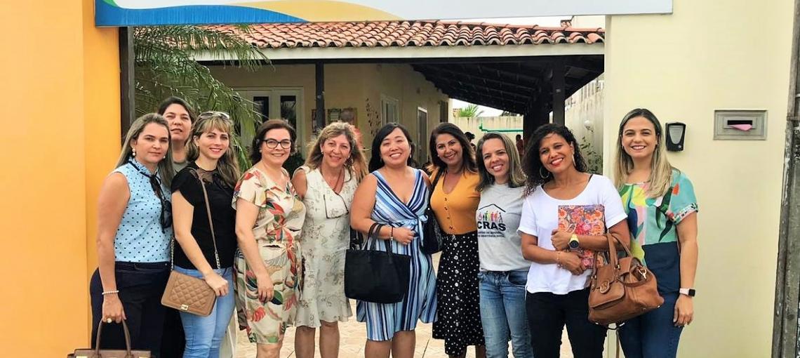 Educadores dos Centros de Referência da Assistência Social de São Luís participam do Programa Protegendo Sonhos