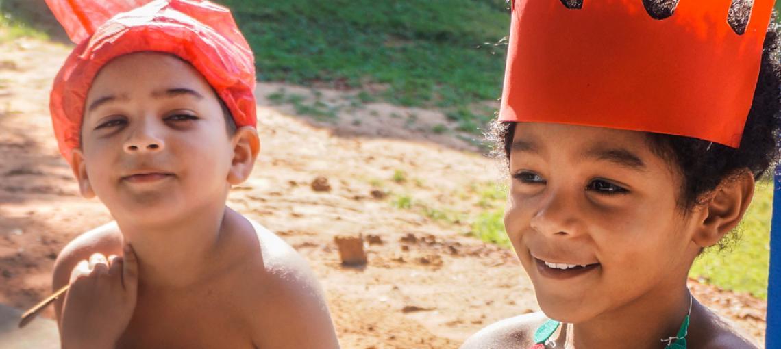 1ad525bc6d9 Crianças de Sorriso (MT) ganham novo espaço para brincar