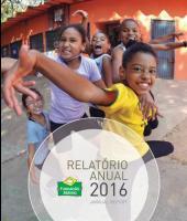 Relatório Anual 2016